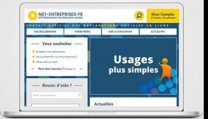 DSI : comment faire sa déclaration sur Net entreprise ?